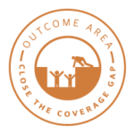Close the Coverage Gap badge