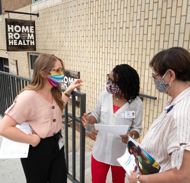 REACH Grantee - KC CARE Health Center